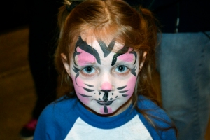 Lillie's Face Painting